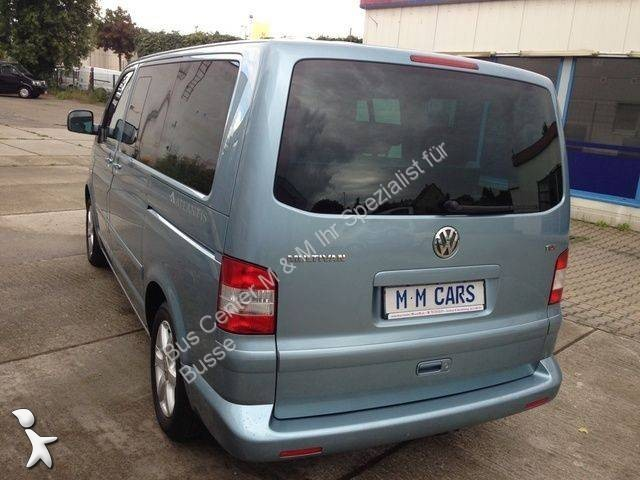 minibus volkswagen multivan t5 atlantis navi dpf klimaautomatik alu gazoil euro 3 occasion n. Black Bedroom Furniture Sets. Home Design Ideas
