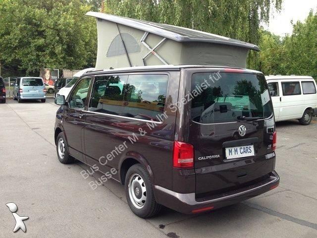 minibus volkswagen california beach t5 2 0tdi bmt standh