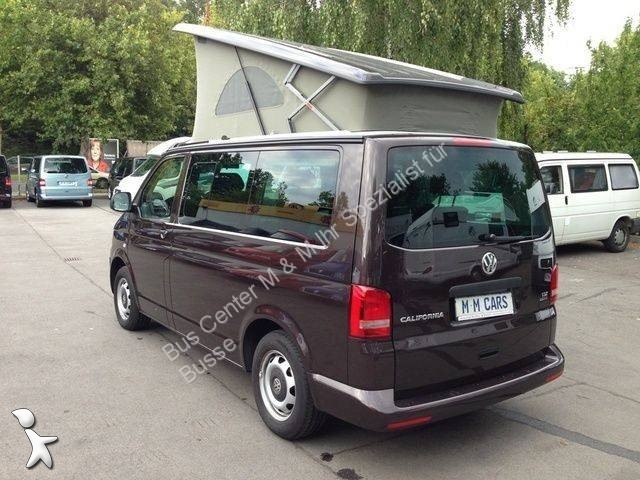minibus volkswagen california beach t5 2 0tdi bmt standh climatic gazoil euro 5 occasion n 893033