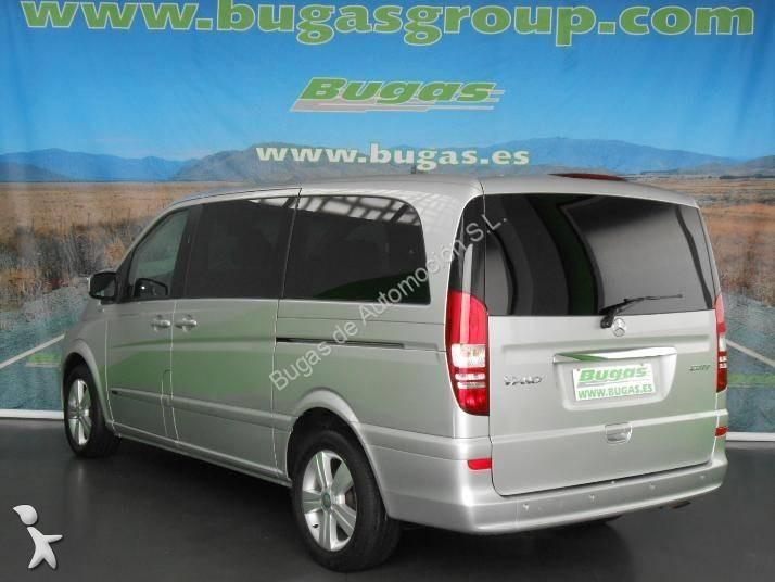 minibus mercedes viano 2 2 cdi gazoil euro 5 occasion n 959622. Black Bedroom Furniture Sets. Home Design Ideas