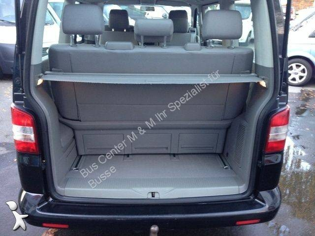 minibus volkswagen multivan t5 trendline 2 5 tdi klimautomatik ahk gazoil euro 3 occasion n 893026. Black Bedroom Furniture Sets. Home Design Ideas