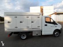 utilitară frigorifică transport produse congelate (<0°C) GAZ noua