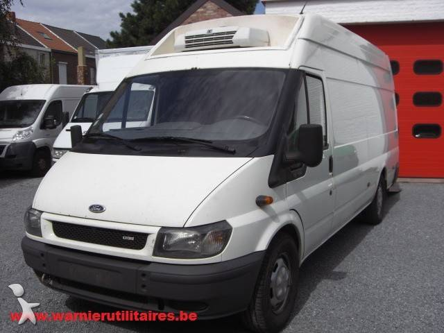 utilitaire frigo ford isotherme transit 135t350 4x2. Black Bedroom Furniture Sets. Home Design Ideas