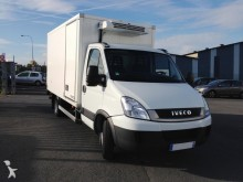new Iveco negative trailer body refrigerated van
