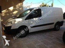 used Citroën insulated refrigerated van