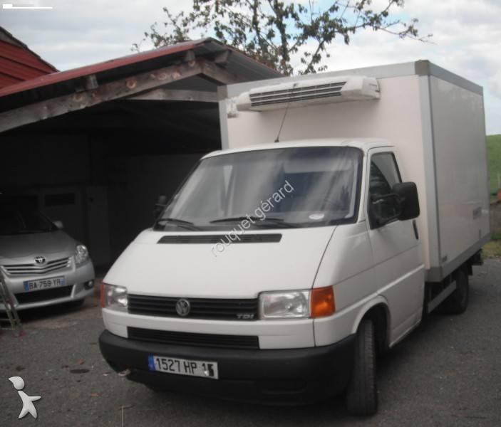 utilitaire frigo volkswagen caisse positive 4x2 occasion n 645880. Black Bedroom Furniture Sets. Home Design Ideas