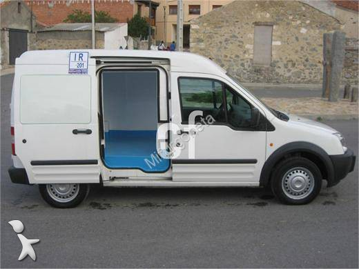 Used Ford Transit Connect Insulated Refrigerated Van 1 8