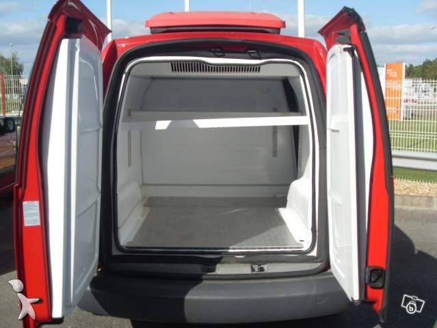 used volkswagen caddy insulated refrigerated van tdi 105 cv 1 9 l 4x2 n 428642. Black Bedroom Furniture Sets. Home Design Ideas