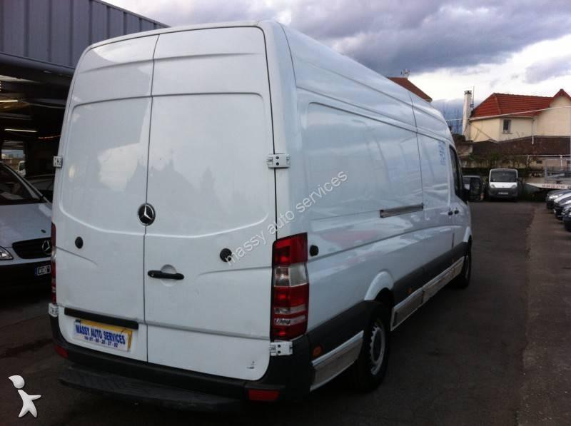 used mercedes sprinter positive trailer body refrigerated van 309 cdi n a n 980222. Black Bedroom Furniture Sets. Home Design Ideas