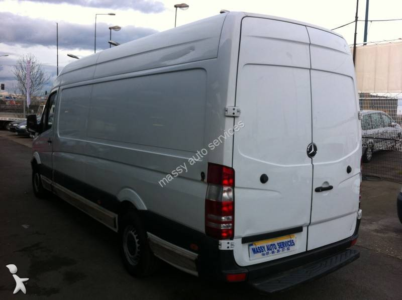 used mercedes sprinter positive trailer body refrigerated van 309 cdi n a n 980222. Black Bedroom Furniture Sets. Home Design Ideas