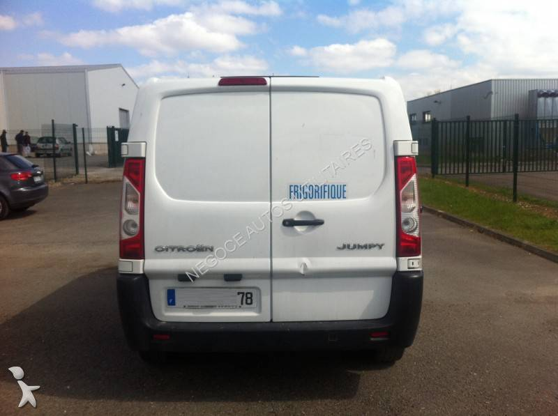 utilitaire frigo citro n caisse positive jumpy 1 6 hdi nc occasion n 745558. Black Bedroom Furniture Sets. Home Design Ideas