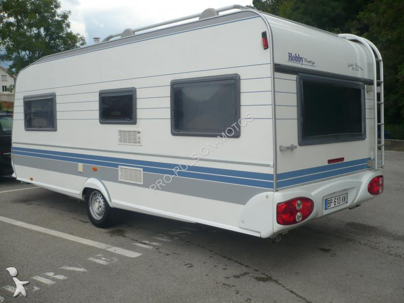 camping car hobby 540 ul prestige nc occasion n 1063330. Black Bedroom Furniture Sets. Home Design Ideas