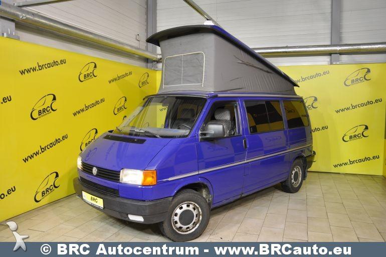 camping car volkswagen multivan 2 4 d westfalia occasion. Black Bedroom Furniture Sets. Home Design Ideas