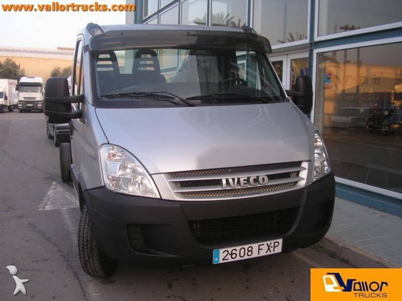 Iveco Daily 50c15. Images chassis cab Iveco. Show