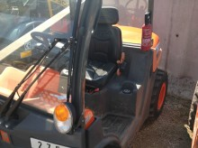 Ausa T133H heavy forklift