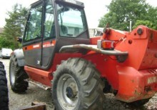 Manitou MT 13.35 heavy forklift