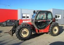 chariot télescopique Manitou MLT 735 PS