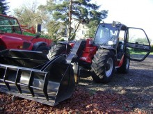 Manitou MLT 634 - 120 PS heavy forklift