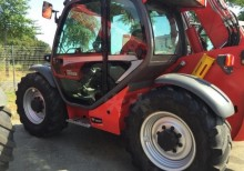 chariot télescopique Manitou MLT 634 120 LSU PREMIUM