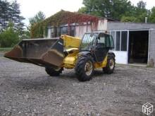 chariot élévateur de chantier Manitou MT 932 MT 9.32