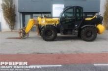 Haulotte HTL4014 4x4x4 Drive, 4t Capacity, 13.6m Lifting heavy forklift