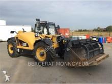 chariot élévateur de chantier Caterpillar TH407C MH