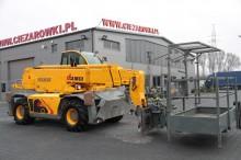 chariot élévateur de chantier Dieci Pegasus TELESCOPIC LOADER DIECI PEGASUS 40.17 ROTO 4x4x4