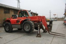 Manitou MT 1235 S heavy forklift