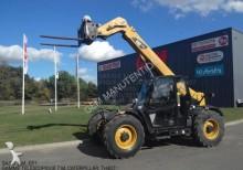 chariot élévateur de chantier Caterpillar TH407