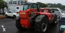 used Manitou telescopic handler