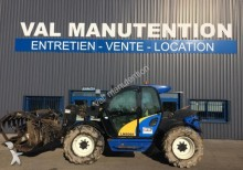 carretilla elevadora de obra New Holland LM 5060