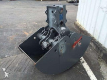used Liebherr clam shell