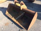 used Caterpillar ditch cleaning bucket