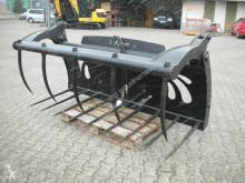 JCB Dung- und Silagezange / Grasgabel m. hydr. Greifer