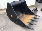 used Arden earthmoving bucket