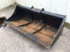 used Arden ditch cleaning bucket