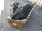 used Wimmer ditch cleaning bucket