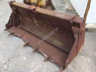 used Case earthmoving bucket