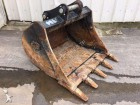 used Geith earthmoving bucket