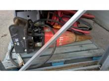 used Sandvik hammer
