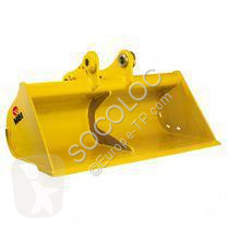 Mantovanibenne ditch cleaning bucket