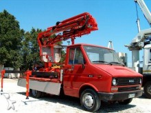 used Iveco telescopic platform commercial vehicle