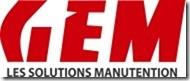 Company GEM MANUTENTION