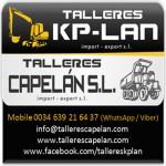 Firma TALLERES KP-LAN IMPORT EXPORT, S.L.
