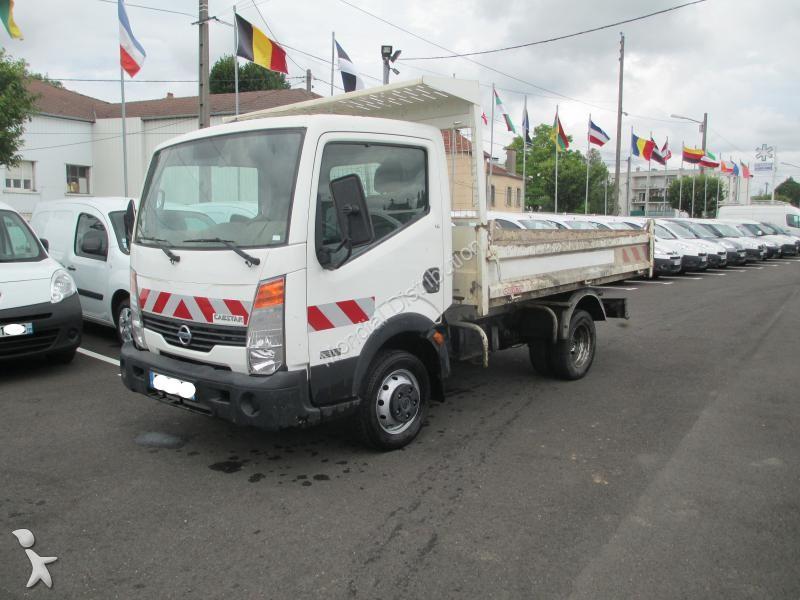Utilitaire benne Nissan Cabstar 35.12 - 2013 - 16308€ TTC