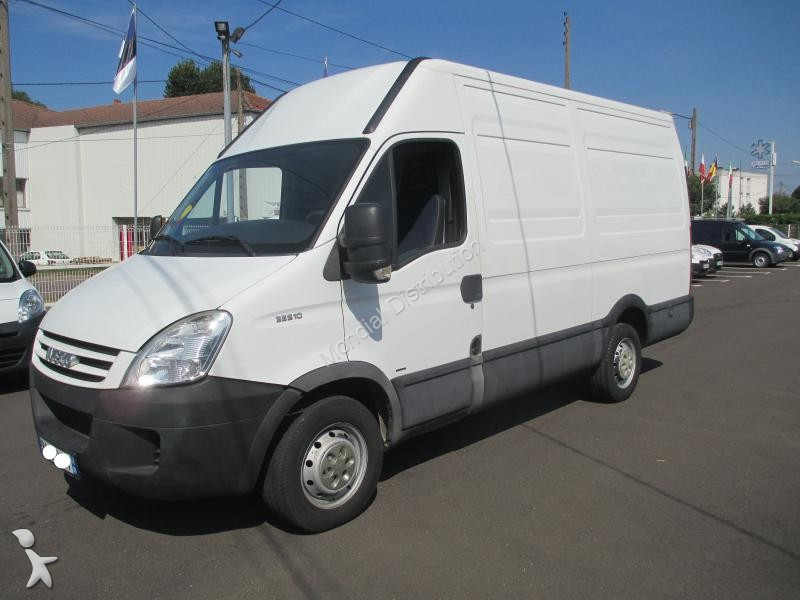 Fourgon utilitaire Iveco Daily 35s10 - 2017 - 6990€ TTC