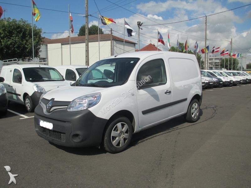 Fourgon utilitaire Renault Kangoo express 1.5 dci 90 - 2014 - 7428€ TTC