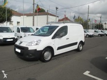 Fourgon utilitaire Peugeot Partner Hdi 90 cv
