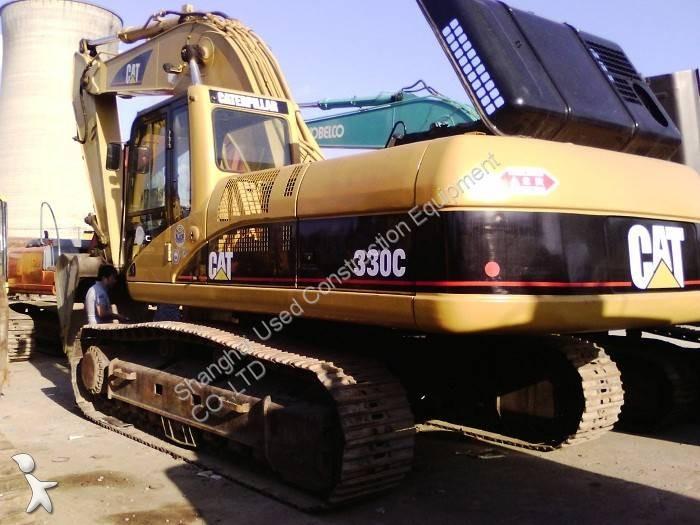 View images Caterpillar 330C excavator
