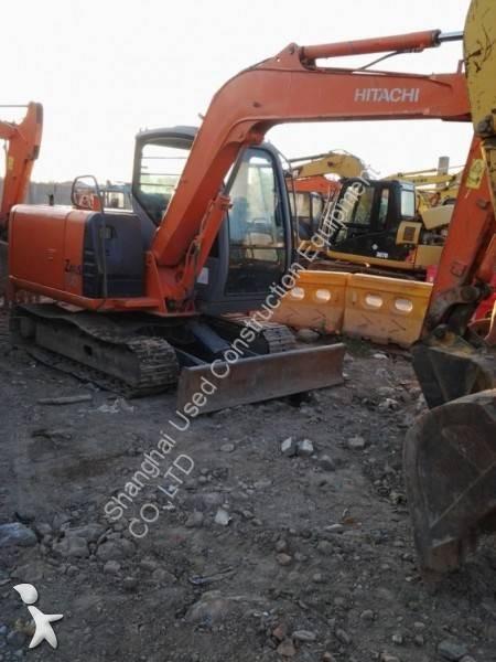 Excavator Hitachi ZX60